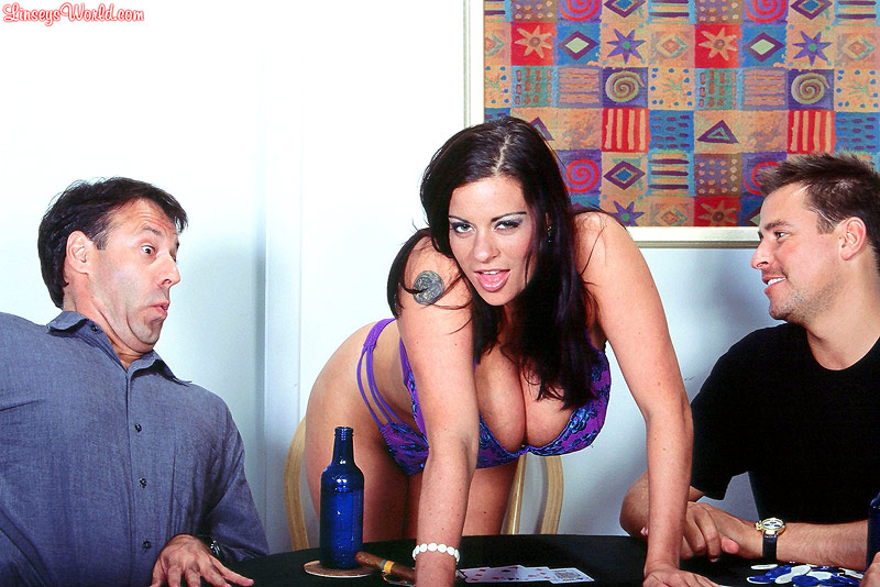 dawn strip poker Linsey