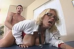 Busty Nurse Video