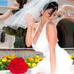 Marry Denise Milani and Spend a Honey Moon Night With Her
